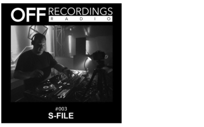 Radio 003 with S-File