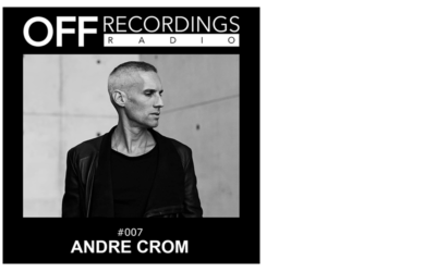 Radio 007 with Andre Crom
