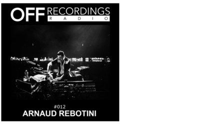 Radio 012 with Arnaud Rebotini