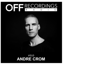 Radio 010 with Andre Crom