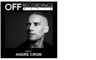 Radio 014 with Andre Crom