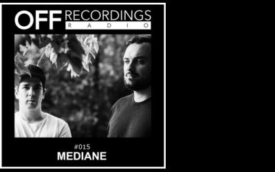 Radio 015 with Medina