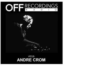 Radio 016 with Andre Crom