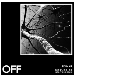 Rohar – Nerves EP (Incl. Viers Remix)