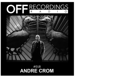 Radio 018 with Andre Crom