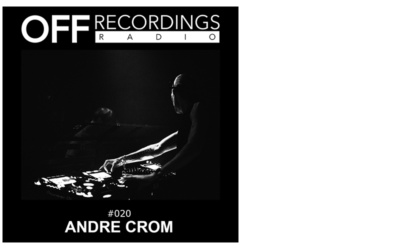 Radio 020 with Andre Crom