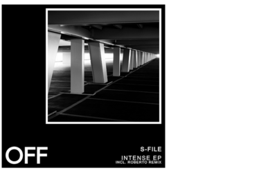S-File – Intense EP (Incl. Roberto Remix)
