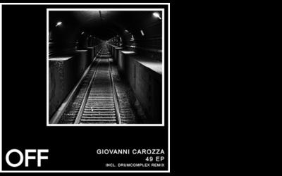 Giovanni Carozza – 49 EP (Incl. Drumcomplex Remix)