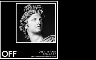 Quentin Ravn – Apollo EP (Incl. Spiros Kaloumenos Remix)