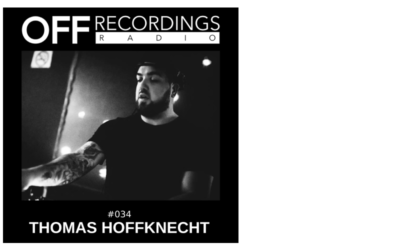 Radio 34 with Thomas Hoffknecht