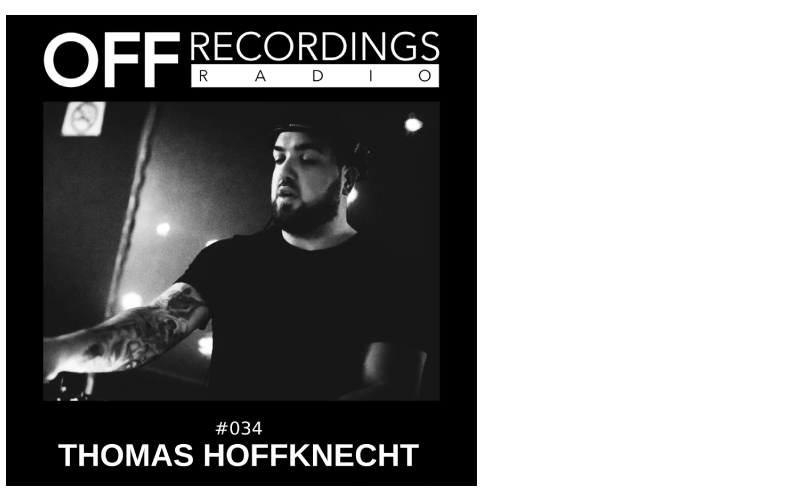 Radio 34 with Thomas Hoffknecht
