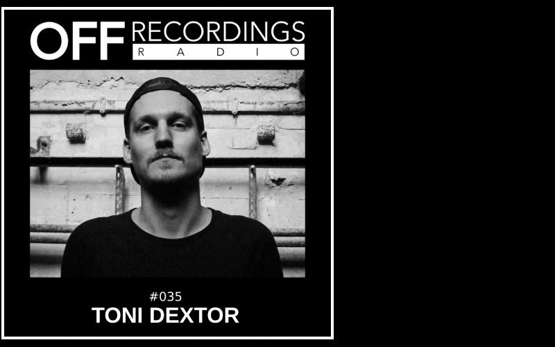 Radio 35 with Toni Dextor