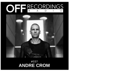 Radio 037 with Andre Crom