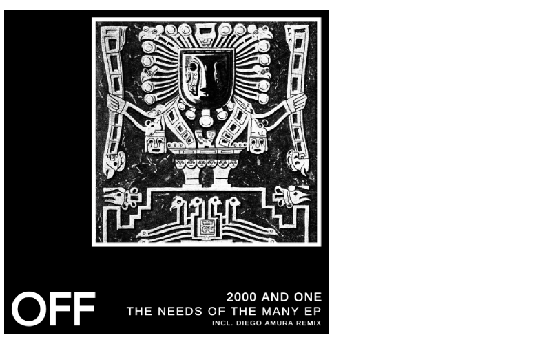 2000 And One – The Needs Of The Many EP