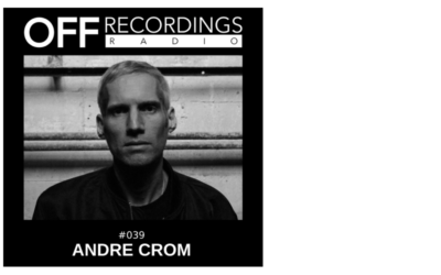 Radio 039 with Andre Crom