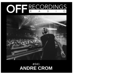 Radio 041 with Andre Crom
