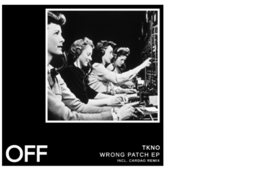 TKNO – Wrong Patch EP