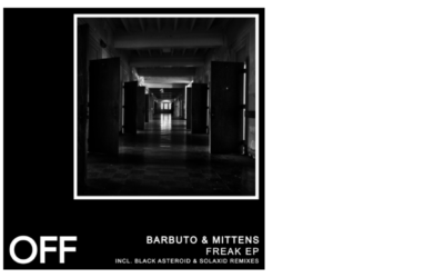 Barbuto, Mittens – Freak EP