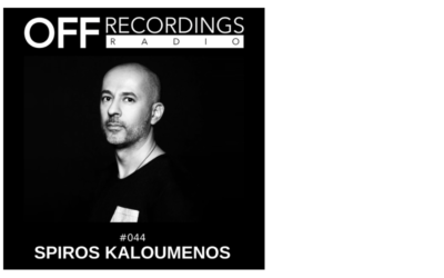 Radio 044 with Spiros Kaloumenos