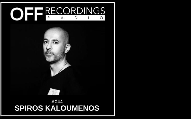 Radio 044 with Spiros Kaloumenos