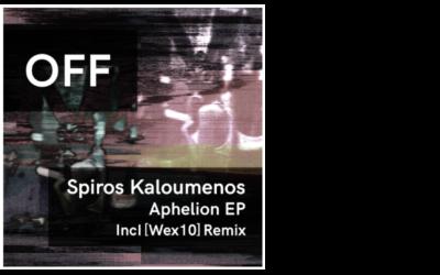 Spiros Kaloumenos – Aphelion EP