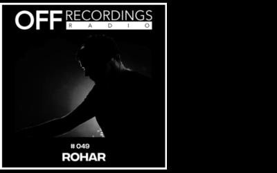 Radio 049 with Rohar