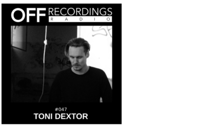 Radio 047 with Toni Dextor