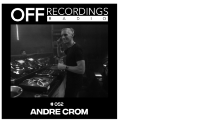 Radio 052 with Andre Crom