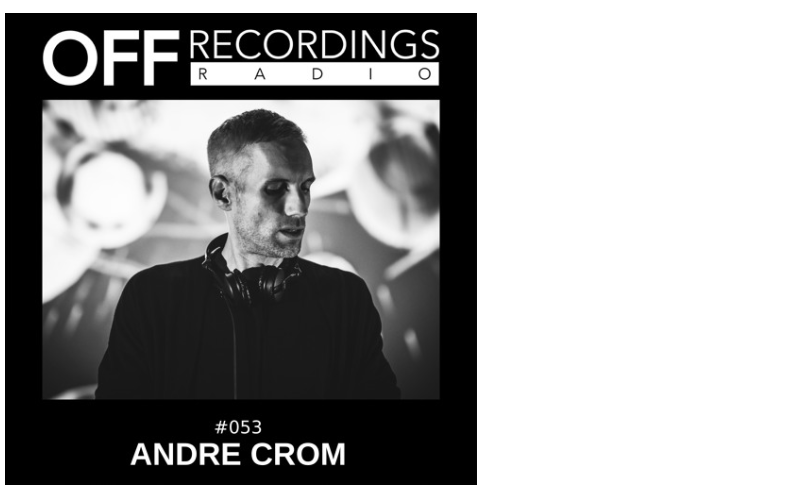 Radio 053 with Andre Crom