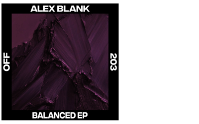 Alex Blank – Balanced EP (Incl. Yan Cook Remix)