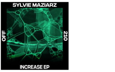 Sylvie Maziarz – Increase EP