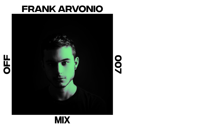 Mix #7, by Frank Arvonio