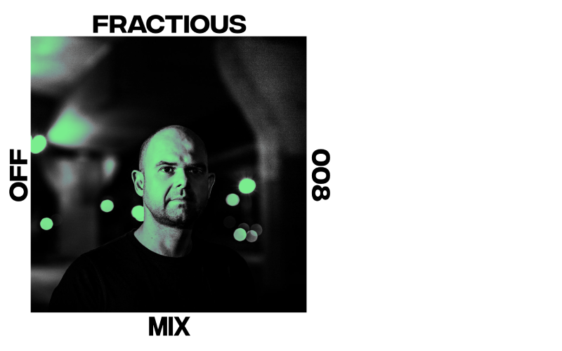 Mix #8, by Fractious