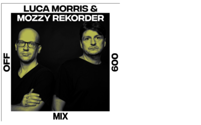 Mix #9, by Luca Morris & Mozzy Rekorder