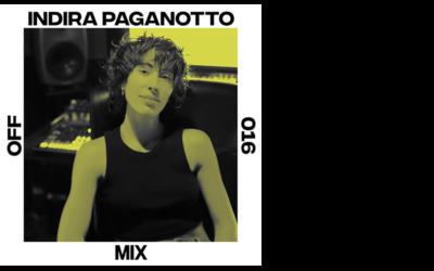 Mix #16, by Indira Paganotto