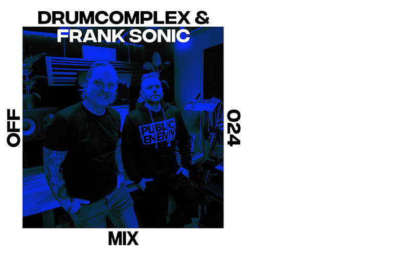 Mix #24 by Drumcomplex & Frank Sonic
