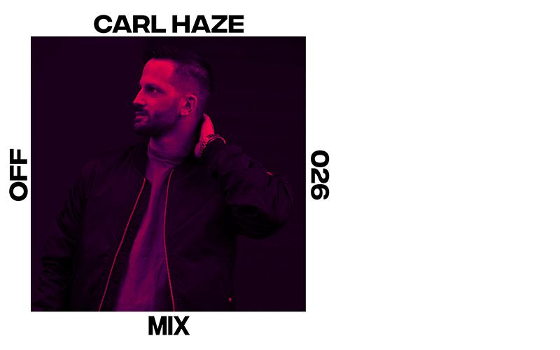 Mix #26 by Carl Haze